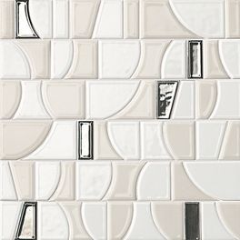 Dec.Arte White Mosaico fLJ1