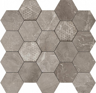 Mos.Hexagon Supreme Grey Lev.